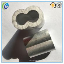 US tipo mangas de alumínio