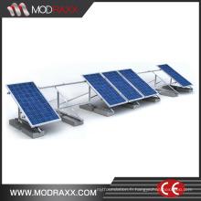 Vente chaude panneau solaire collier de fixation (ZX024)