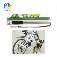 2015 fashionable short dog retractable traning walking stick