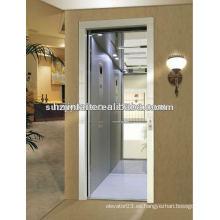 Hangzhou OTSE pequeño hogar de vidrio hogar ascensor / ascensor elegante villa de lujo ascensor