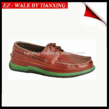 Chaussures en cuir décontracté