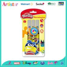 Play-Doh 3 colors pens