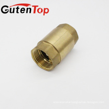 Gutentop High Quality lead free forged cw617n thread brass check valve cf8m
