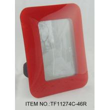 Solide gebogenes Glas-Bilderrahmen