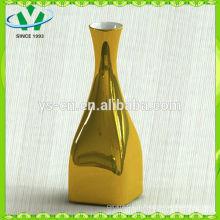 Экологичная тонкая фарфоровая керамическая малая ваза для украшения