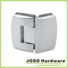 Verre au verre Charnière réglable de porte de douche de 135 degrés (Bh6003)