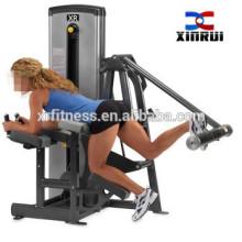 Equipo bariátrico del ejercicio equipo del gimnasio máquina del glute 9A016
