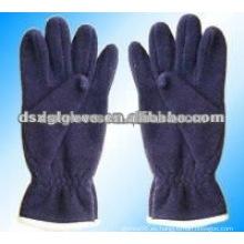 Venta al por mayor precio barato guantes de invierno de alta calidad polar