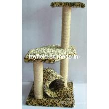 Gato da árvore do Furnitre Produtos do animal de estimação Árvore do gato