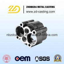 CNC-Bearbeitung mit Aluminium durch Druckguss