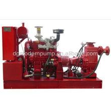 Selbstansaugende Feuerlöschpumpe der Marine-Dieselmotoren der ZW-Serie