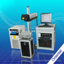 Marcador láser de diodos para componentes electrónicos