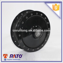 Hot sale black motorcycle steel wheel hub
