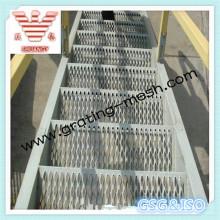 Métal / Anti-dérapage / Checker / Checkered / Plate pour la marche d'escalier
