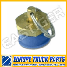 Pièces de camion, vanne de vidange compatible avec Scania (285903)