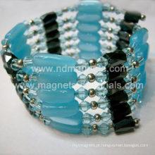 Bracelete magnético bonito para a senhora