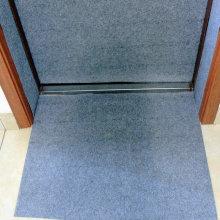 Защитная пленка кромки двери Temp во время строительства