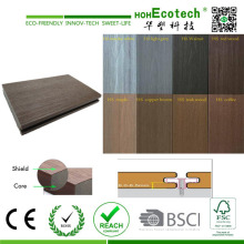 High End Co-Extrusion WPC Decking Board USA