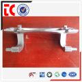 sand blasted custom made aluminum door handle die casting