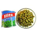 canned green peas / sweet peas