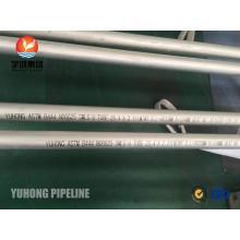 ASTM B444 N06625 tubo flessibile senza saldatura per scambiatore di calore