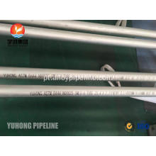 ASTM B444 N06625 Seamless U Bend Tube For Heat Exchanger