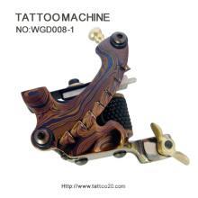 Pistola de tatuaje de damasco