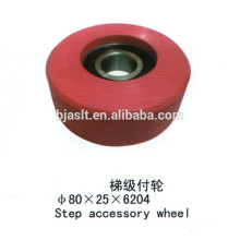 Escalator Step Roller / step wheel