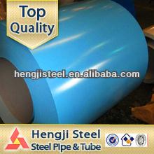 Bobina de PPGI de primera calidad, bobina de acero con recubrimiento de color fabricada en China