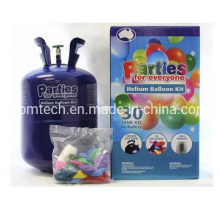 High Quality Disposable Helium Gas for Balloon Gas Cylinders