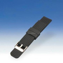 22x22mm SQ028 silicone rubber watchband