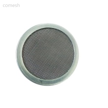 5 micron stainless steel filter disc