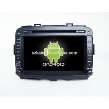 Kaier Fabrik -Qualcore-Auto-DVD-Player für Carens + OEM + Dual-Core + Android 4.4 + Auto-DVD-Player für Carens