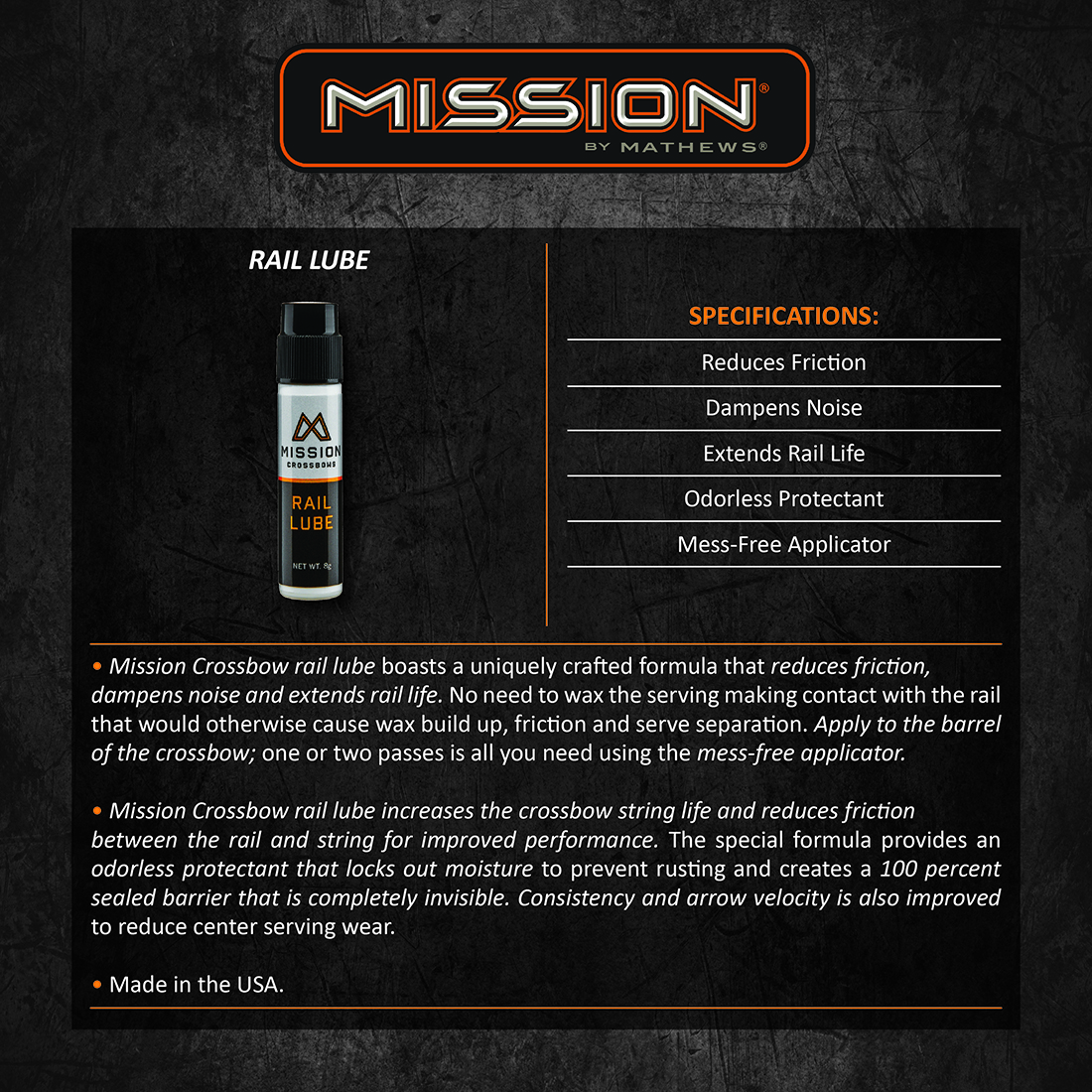 Mission_Crossbows_Rail_Lube_Product_Description
