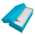 Luxury matt lamination phone two pieces packaging box