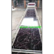 PVC imitação de mármore de folha/placa /extrusion plastico