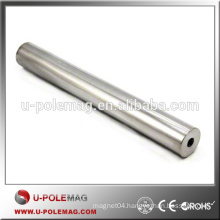 High Performance D25x200mm 40H Neodymium Rod Bar Magnet