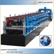 Machine de formage de rouleau en acier de haute qualité en forme de C