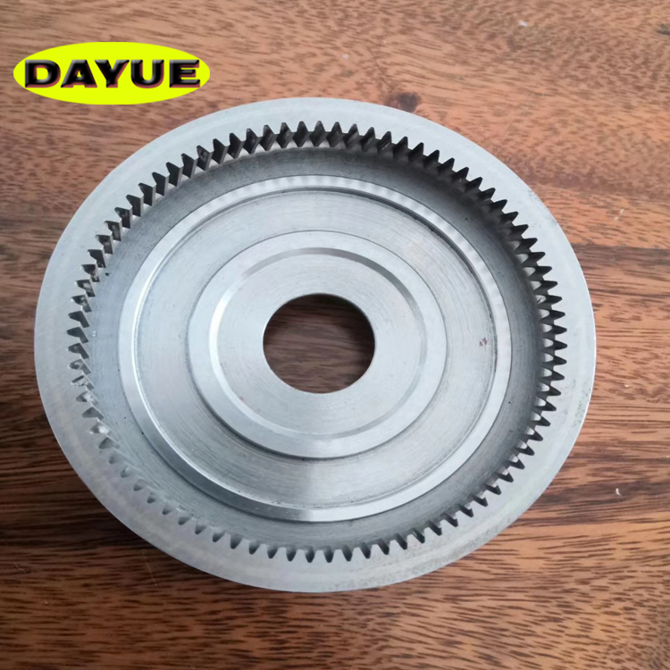 Custom high-quality machined gears