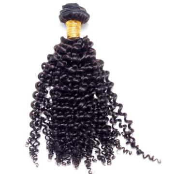 cabelo cru indiano virgem, cabelo humano reto crespo afro para trançar