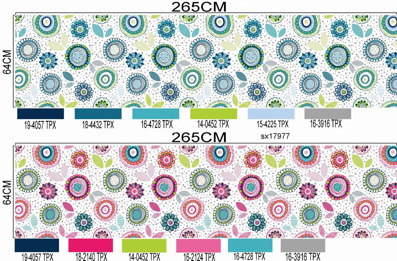 Xingang Bedding Fabric 184