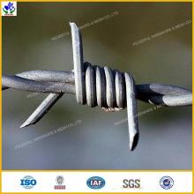 Hochspannungs-Stacheldraht Hersteller