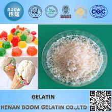 80 Bloom a 280 Bloom Gelatina sin sabor