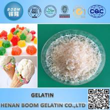 80 Bloom to 280 Bloom Unflavored Gelatine