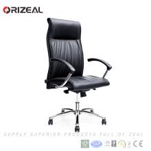 Orizeal Wholesale haut dossier ergonomique chaise de bureau moderne avec repose-pieds (OZ-OCL005A)