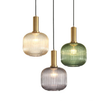New Art Design Nordic  Modern Home Office Decor  Glass Pendant Lamp
