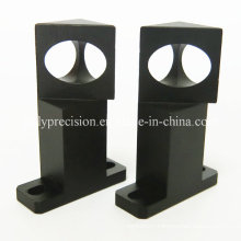 Customized Precision CNC Machining Part by Black Anodize