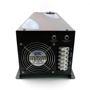 4000W Frekuensi Rendah 60Hz Pure Sine Wave Inverter