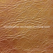 Antimicrobial and Antibacterial Sofa Leather Qdl-50237