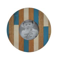 Новейшие деревянные фоторамки для домашнего декора